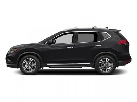 2017 Nissan Rogue SL Magnetic BlackCharcoal V4 25 L Variable 100 miles  All Wheel Drive  Pow