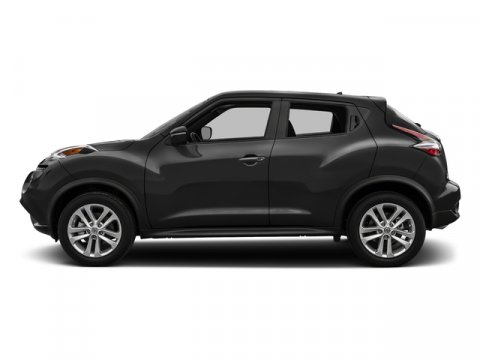 2017 Nissan JUKE SV Gun MetallicBlack V4 16 L Variable 0 miles  Turbocharged  Front Wheel Dr