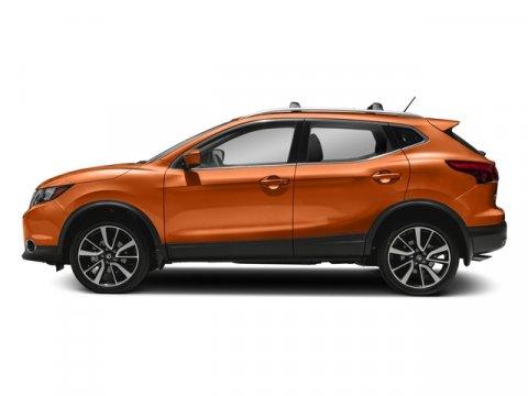 2017 Nissan Rogue Sport SL Monarch OrangeCharcoal V4 20 L Variable 0 miles  Front Wheel Drive