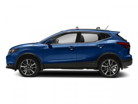 2017 Nissan Rogue Sport SL Caspian BlueCharcoal V4 20 L Variable 0 miles  Front Wheel Drive