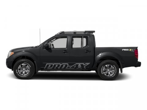 2017 Nissan Frontier PRO-4X Magnetic BlackPRO-4X V6 40 L Manual 0 miles  Four Wheel Drive  L