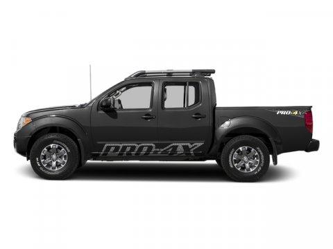 2017 Nissan Frontier PRO-4X Gun MetallicPRO-4X V6 40 L Automatic 0 miles  Four Wheel Drive