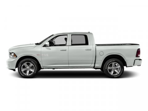2017 Dodge 1500 Sport Bright White Clearcoat V8 57 L Automatic 0 miles BACK-UP CAMERA 4X4 B