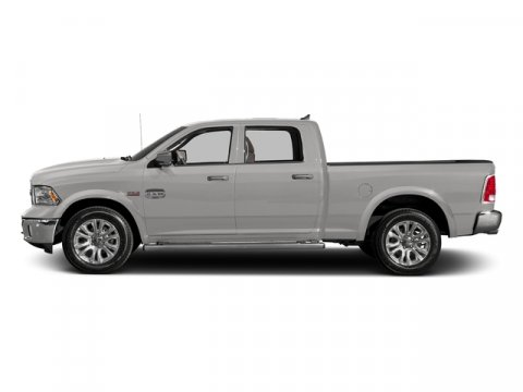 2017 Ram 1500 Limited Bright Silver Metallic ClearcoatBlack V8 57 L Automatic 13522 miles New