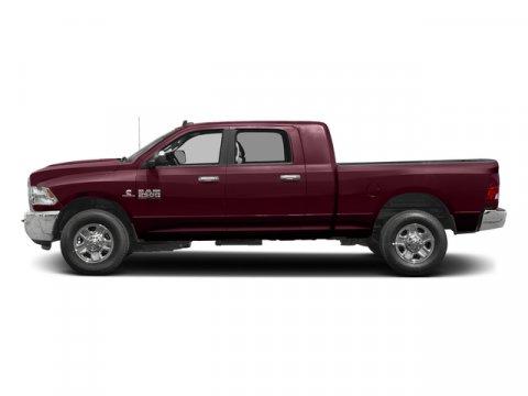 2017 Ram 2500 Big Horn Delmonico Red PearlcoatDiesel GrayBlack V6 67 L Automatic 37847 miles