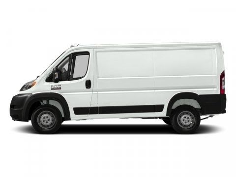 2017 Ram ProMaster Cargo Van 1500 CARGO VAN LOW ROOF 136 WB Bright White ClearcoatGray V6 36 L