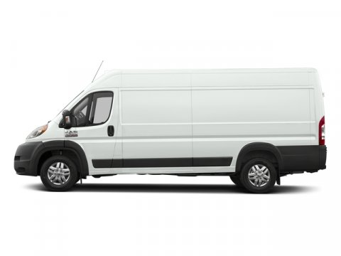 2017 Ram ProMaster Cargo Van 3500 CARGO VAN HIGH ROOF 159 W Bright White ClearcoatGray V6 36 L