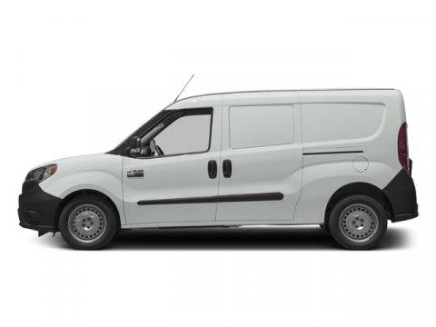 2017 Ram ProMaster City Cargo Van Tradesman Bright WhiteBlack V4 24 L Automatic 0 miles ecent