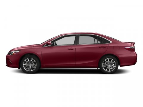 2017 Toyota Camry SE Ruby Flare PearlBlack V4 25 L Automatic 5 miles FREE Annual inspections