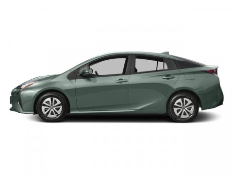 2017 Toyota Prius Two Eco Sea Glass PearlBlack V4 18 L Variable 0 miles Boasts 53 Highway MPG