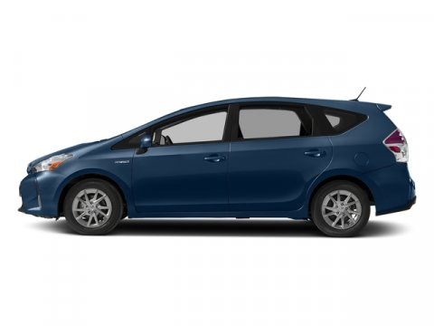 2017 Toyota Prius v Four Blue Ribbon MetallicAsh V4 18 L Variable 9 miles FREE Annual inspec