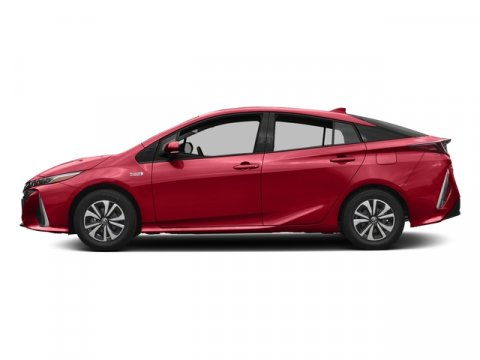 2017 Toyota Prius Prime Advanced Hypersonic RedBlack V4 18 L Variable 0 miles This Toyota Pri