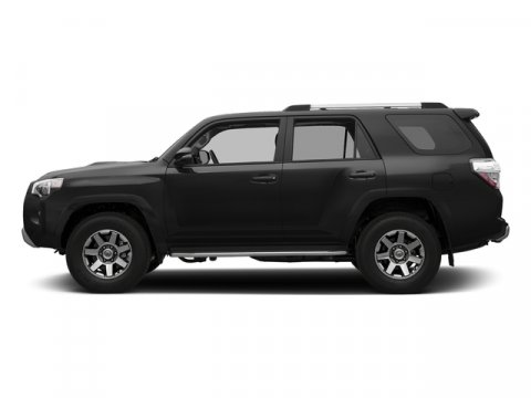 2017 Toyota 4Runner TRD Off Road Premium 4WD Midnight Black MetallicBlack V6 40 L Automatic 0