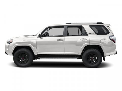 2017 Toyota 4Runner TRD Pro 4WD Super WhiteBlack V6 40 L Automatic 0 miles Boasts 20 Highway