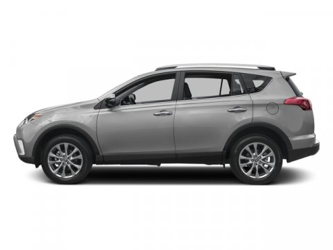 2017 Toyota RAV4 Silver Sky MetallicGray V4 25 L Automatic 5 miles Our best prices instantly