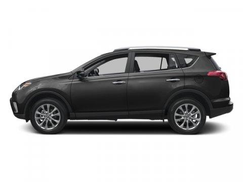 2017 Toyota RAV4 Limited Magnetic Gray MetallicBlack V4 25 L Automatic 2 miles  ADVANCED TECH
