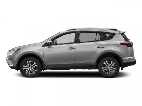 2017 Toyota RAV4 LE FWD Silver Sky MetallicBlack V4 25 L Automatic 0 miles Boasts 30 Highway