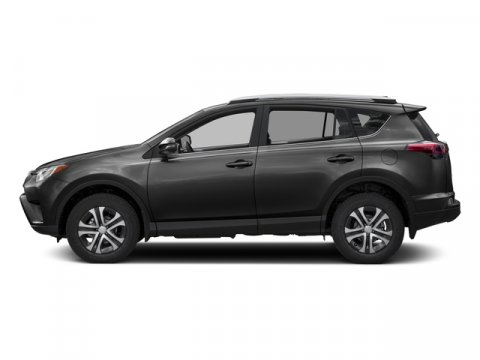 2017 Toyota RAV4 LE Magnetic Gray MetallicBlack V4 25 L Automatic 20 miles  Front Wheel Drive