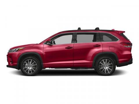 2017 Toyota Highlander SE V6 AWD Salsa Red PearlBlack V6 35 L Automatic 0 miles Scores 26 Hig