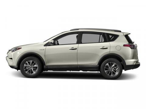 2017 Toyota RAV4 Hybrid Limited Blizzard PearlAsh V4 25 L Variable 8 miles  ADVANCED TECHNOLO