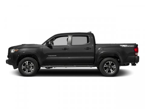 2017 Toyota Tacoma TRD Sport Magnetic Gray MetallicBlack V6 35 L Automatic 2 miles  ALL WEATH