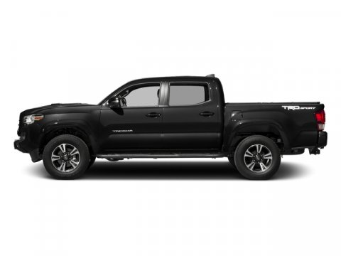 2017 Toyota Tacoma TRD Sport BlackBlack V6 35 L Automatic 1 miles  ALL WEATHER FLOOR LINERS