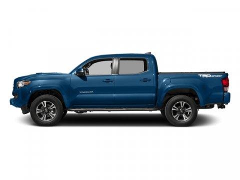 2017 Toyota Tacoma TRD Sport Double Cab 5 Bed V6 4 Blazing Blue PearlGraphite wGun Metal V6 3