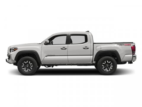 2017 Toyota Tacoma TRD Off Road Super WhiteGraphite V6 35 L Automatic 5 miles Our best prices