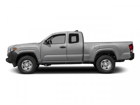 2017 Toyota Tacoma SR Silver Sky MetallicCement Gray V4 27 L Manual 5 miles FREE Annual insp