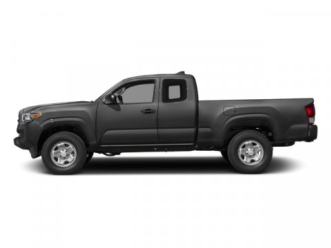 2017 Toyota Tacoma SR Access Cab 6 Bed I4 4x4 MT Magnetic Gray MetallicCement Gray V4 27 L Man