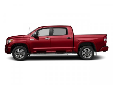 2017 Toyota Tundra Platinum Barcelona Red MetallicBlack V8 57 L Automatic 9 miles Our best pr