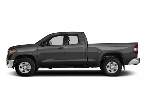 2017 Toyota Tundra SR5 Double Cab 65 Bed 57L Magnetic Gray MetallicBlack V8 57 L Automatic