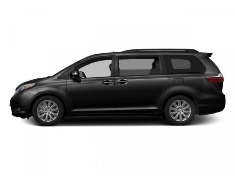 2017 Toyota Sienna XLE Midnight Black MetallicAsh V6 35 L Automatic 5 miles Our best prices i