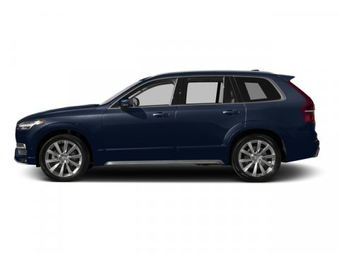 2017 Volvo XC90 T6 Inscription Magic Blue MetallicBLOND NAPPA LEATHER W2T V4 20 L Automatic 1