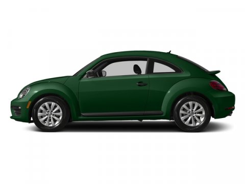 2017 Volkswagen Beetle 18T S Bottle Green MetallicMK V4 18 L Automatic 8 miles The Volkswage