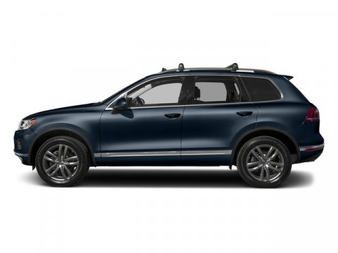 2017 Volkswagen Touareg Sport wTechnology Moonlight Blue PearlBJ V6 36 L Automatic 13 miles