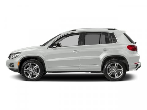 2017 Volkswagen Tiguan Sport Pure WhiteDL V4 20 L Automatic 5125 miles The Tiguan is everythi