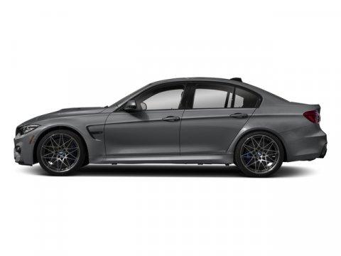 2018 BMW M3 Mineral Gray MetallicSakhir OrangeBlack V6 30 L Automatic 7 miles Recent Arrival