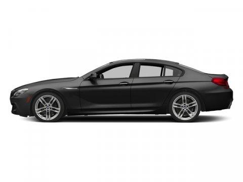 2018 BMW 6 Series 640i Black Sapphire MetallicNARQ CognacBlack Nappa Leather V6 30 L Automatic