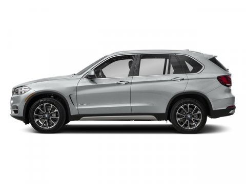 2018 BMW X5 sDrive35i Glacier Silver MetallicLCSW Black Dakota Leather V6 30 L Automatic 2673