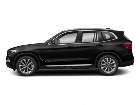 2018 BMW X3 xDrive30i Black Sapphire MetallicCanberra BeigeBlack V4 20 L Automatic 10 miles