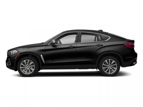 2018 BMW X6 xDrive35i Jet BlackLCSW Black Dakota Leather V6 30 L Automatic 183 miles 2018 BMW