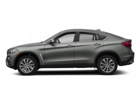 2018 BMW X6 sDrive35i Space Gray MetallicLCSW Black Dakota Leather V6 30 L Automatic 0 miles