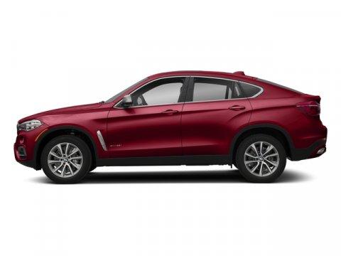 2018 BMW X6 sDrive35i Flamenco Red MetallicLCSW Black Dakota Leather V6 30 L Automatic 0 miles