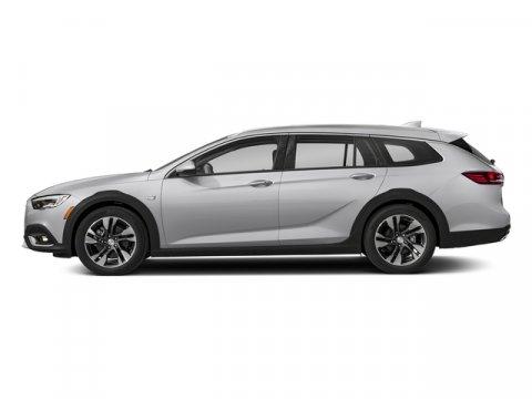 2018 Buick Regal TourX Preferred Quicksilver MetallicEbony V4 20L Automatic 5 miles  REMOTE V