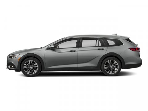 2018 Buick Regal TourX Essence Smoked Pearl MetallicShale V4 20L Automatic 5 miles  LICENSE P