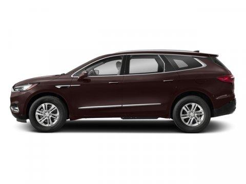 2018 Buick Enclave Premium Havana MetallicShale V6 36L Automatic 6 miles  ENGINE 36L V6 SIDI