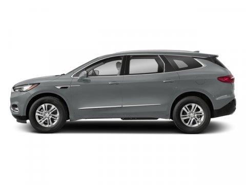 2018 Buick Enclave Premium Satin Steel MetallicDark Galvanized V6 36L Automatic 5 miles  ENGI