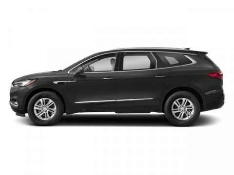 2018 Buick Enclave Premium Dark Slate MetallicDark Galvanized V6 36L Automatic 5 miles  ENGIN