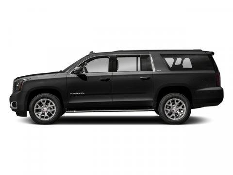 2018 GMC Yukon XL SLT Onyx BlackJet Black V8 53L Automatic 5 miles  LICENSE PLATE FRONT MOUNT
